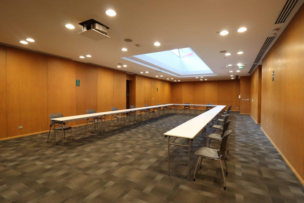 Auditorio, Real 10, Centro Empresarial Real